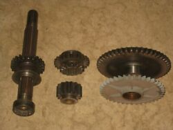Good Used Low First 1st Gear Set For Farmall A B Bn C And Super C 100 200 Tractor