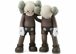 Kaws Companion Along The Way Brown Vinyl Authentic Sold Out New Unopened