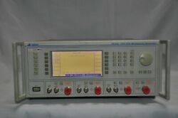 Ifr/marconi 2026b 10khz To 2.05/2.51ghz Multisource Generator