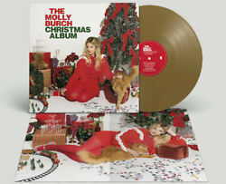 Molly Burch The Christmas Album Gold Vinyl Lp Record And Mp3 2019 Holiday Album