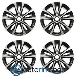 New 17 Replacement Wheels Rims For Toyota Corolla 2017 2018 2019 Set Machine...