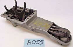 Used Oem Triumph Tr3b - Tr4a Gearbox Top Cover Assembly W/o Oil Dipstick A055