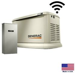 STANDBY GENERATOR - Residential - 22 kW - NG & LP w/200 Amp Transfer Switch SE