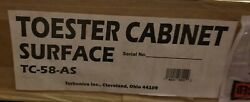 Tc58as Toester Wall Mount Cabinet Only For 4/5 Or 6/8 Hydronic Units Nos