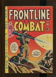 Frontline Combat 4 1952 7.0 Used In Seduction Of The Innocent