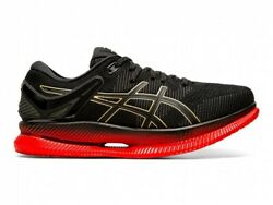 Asics Women Running Shoes Metaride 1012a130 Black/classic Red
