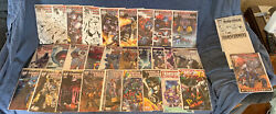 Huge Lot Of 31 Transformers More Than Meets The Eye Idw Variant Incentive Covers