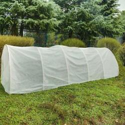 Agfabric 10x50ft Heavy Floating Row Cover For Flower/crop Frost Protection .55oz