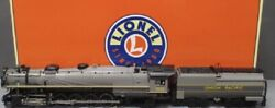 ✅lionel Legacy Union Pacific Greyhound 4-12-2 Engine W/ Whistle Steam 6-11344