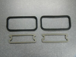 1964 Oldsmobile Cutlass 442 F85 Back Up Light Gaskets For Lens And Housing 64 Olds