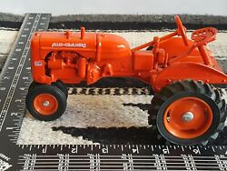 Allis Chalmers Ca 1/16 Diecast Farm Tractor Replica By Scale Models