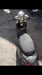 Genuine Buddy 125cc Scooter 2013 Moped Miami Bike Motorcycle