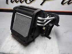 Oem 2000 Lincoln Ls Heater Core W/ Element Resistor Module And Blend Actuator