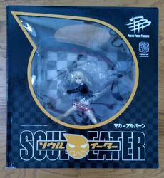 Soul Eater Maka Albarn Perfect Posing Products 1/8 Figure Medicom Toy Authentic