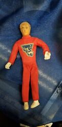 Evil Knievel Rare Figure By Ideal