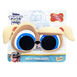Puppy Dog Pals Rolly Sunglasses Character Costume Party Favor Shades Sun-Staches $10.99