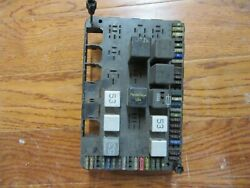 Porsche 944 Factory Used Fuse Block Relay Board With Relays