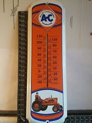 Ertl Allis Chalmers Wd45 Thermometer