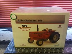 Allis Chalmers 185 1/16 Diecast Tractor Replica Collectible By Scale Models