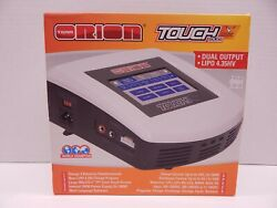 Team Orion Advantage Touch Duo HV-Max ACDC Multi-Chemistry Charger ORI30298