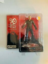 30 Days Of Night Arvin Deluxe Action Figure Gentle Giant 2009 Package Damaged