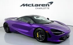 2019 McLaren 720S Performance 2019 McLaren 720S Mauvine Blue with 600 Miles available now!