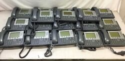 Lot Of 18 Cisco Ip Phone 7900 Series Voip Cp-7961g Office Telephones