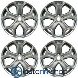 New 19 Replacement Wheels Rims For Ford Escape 2017-2019 Set Machined With S...