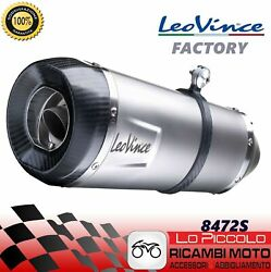 Exhaust System Complete 4/2/1 Leovince Factory S Inox Bmw S 1000 Rr 2011 2012