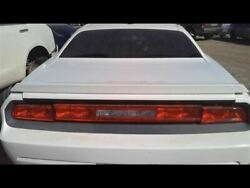 Trunk/hatch/tailgate R/t With Spoiler Fits 08-14 Challenger 15006874