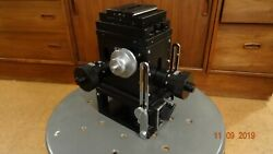 Narishige Mx-1 Patch Clamp Micromanipulator 3 Axis W/ Tm-1 Tilting Stand
