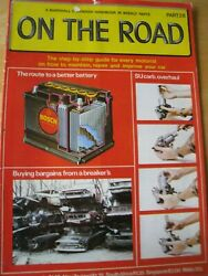 On The Road Part 28 Magazine 1979 Better Battery Su Carb Overhaul Breakers D1