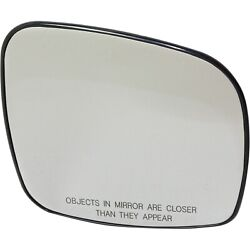 New Mirror Glass Passenger Right Side For Town And Country Heated Rh Hand Dodge