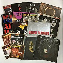 KISS Record Collection LP Including picture disc