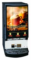 Grindmaster-cecilware Pic3 Cappuccino And Hot Chocolate Specialty Drink Dispenser
