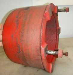 12 Pulley For 2-1/2hp To 12hp Hercules Economy Jeager Hit Miss Gas Engine
