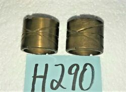 Used Oem ... Triumph Tr3b - Tr6 Gearbox 1st And 3rd Gear Brass Bushings H290