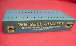 Vintage Chevy Parts Catalog Manual Rack Stand Chevrolet 60and039s Corvette Camaro Nos
