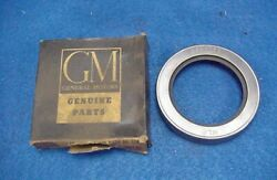 Nos Gm 50 51 52 Chevy Car Powerglide Transmission Front Oil Pump Seal 3689758