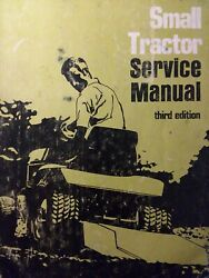 I And T Intertec 2nd Ed.small Tractor Service Manual Wheel Horse Simplicity Sears