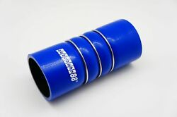 Autobahn88 Silicone Ring Reinforced Hose Corrugated Blue Color - 8 Sizes