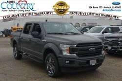 2020 Ford F-150 XLT 4WD SuperCrew 5.5' Box 2020 Ford F-150 Lead Foot with 0 available now!