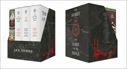 The Middle-earth Treasury The Hobbit And The Lord Of The Rings [boxed Set Edition]
