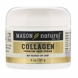 Mason Natural 100 Pure Collagen Beauty Cream Pear Scented 2 Oz Pack Of 11