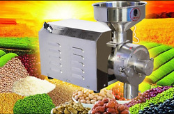 Brand New Food Processing Machinery Multi Function Grain Grind Mill 2.2kw M