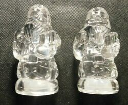 Gorham A Holiday Tradition Since 1831 Santa Salt And Pepper Shakers Gg486ucx