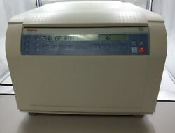 Thermo Fisher Scientific Sorvall ST16 Centrifuge 75004241 w/ M-20 Rotor 75003624
