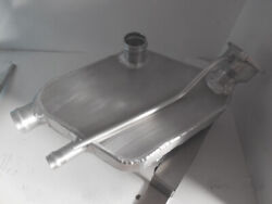 Fiat 600 Abarth 850 1000 Tcr Aluminum Cooling Reservoir 1968-71 Hand Made New