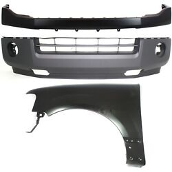 New Kit Auto Body Repair Front For Expedition Fo1000631, Fo1014103c, Fo1240255