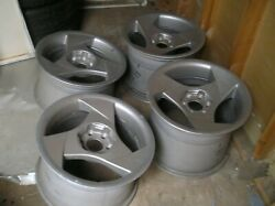 1992 1993 1993 1994 1995 Dodge Viper Complete Set Of Original Rims